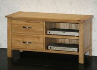 Oak TV & Hifi & CD Units