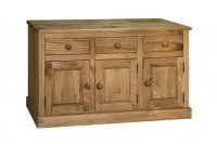 Cotswold 3 Door 3 Drawer Sideboard