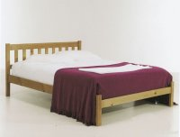 Belluno Antique Pine 3ft Bed Single
