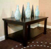Kudos Small Coffee Table with Shelf
