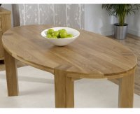 Hawarden Oval Dining Table