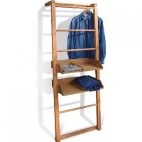 Teak Clothes Racks