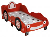 Racing Car Childrens Junior Bed 2ft 6in