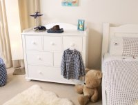 Nutkin Chest Of Drawers Changer