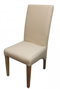 Oakhampton Cova Ivory Dining Chair (Pair)