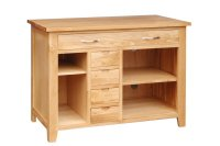 Cambridge Oak Office Desk