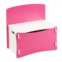 Blush Toy Box