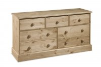 Cotswold 3+4 Drawer Large Chest