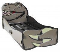 Dinosaur Childrens Bed Single 3ft