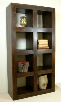Kudos Large Eight Shelf Bookcase