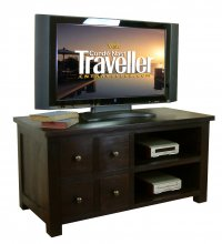 Kudos Four Drawer Television and DVD Cabinet