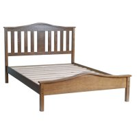 Vermont Bed 4ft 6in Double High Foot End