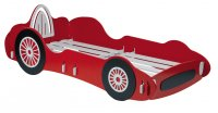Racing Car Childrens Bed Single 3ft