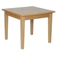 Hamilton Hardwood Dining Table Square 90cm
