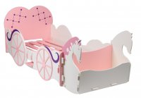 Horse & Carriage Childrens Bed 3ft Single