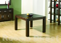 Lyon Walnut 110cm End Extension Dining Table (Table Only)
