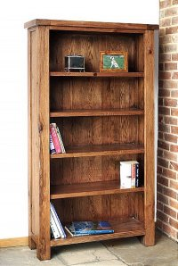 Brooklyn Reclaimed Oak Bookcase