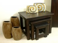 Kudos Nest of Three Coffee Tables