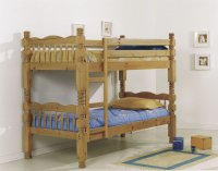 Trieste Bunk Bed Anitque 3ft