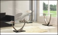 Cassia Glass Coffee Table