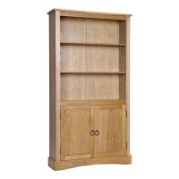 Vermont Bookcase Tall With Doors