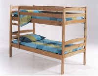 Shelley Bunk Bed Antique 3ft