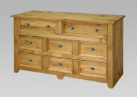 Amalfi 6+2 Drawer Large Chest