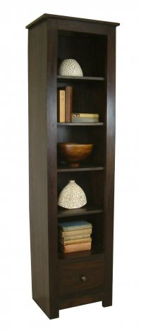 Kudos Narrow Bookcase