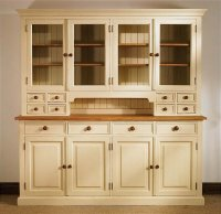 Mottisfont Pine Dresser - Glazed - Painted