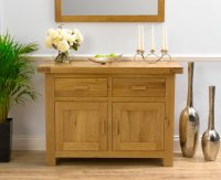Antwerp Oak 2 Door Sideboard Sideboard