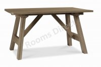 Coniston Oak 140cm Dining Table (Table Only)