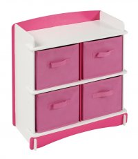 Blush 4 Drawer Chest