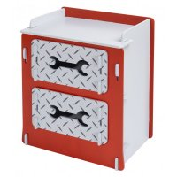Racing Car Childrens Drawers