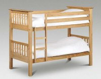 Barcelona Bunk Bed 2ft 6in or 3ft