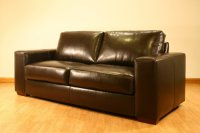 Cayman Armchair - Dark Brown - 3 Seater