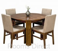Cuba Acacia Circular Dining Table