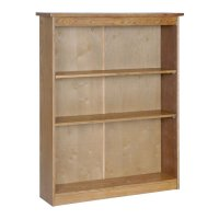 Vermont Bookcase Low Wide