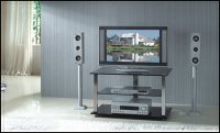 Glass TV & Hifi & CD Units