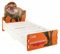 Giganotosaurus Single Bed 3ft