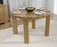 Hawarden Round Dining Table