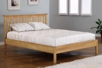 Greenwich Ashwood Bed