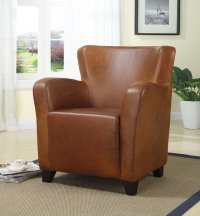 Winston Tub Chair - Antique Leather