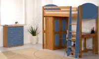 Childrens Beds High Sleepers