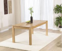 Vermont Dining Table 150cm plus 2x Benches