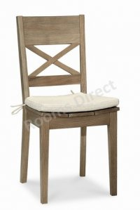 Coniston Oak Wooden Dining Chair (Pair)