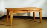 Mottisfont Painted Pine Dining Table Farmhouse 6ft x 3ft