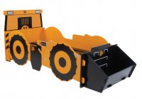 Road Digger Childrens Bed Single 3ft