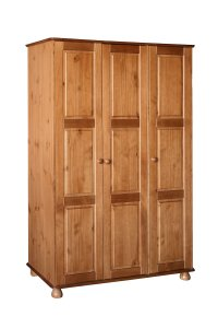 Dovedale 3 Door Wardrobe