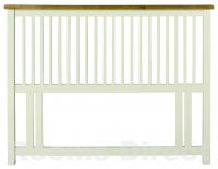 Atlantis Painted Two Tone 135cm (Double) Headboard