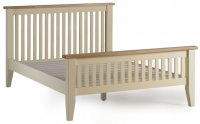 Camden Painted Pine 5ft King Size Bed